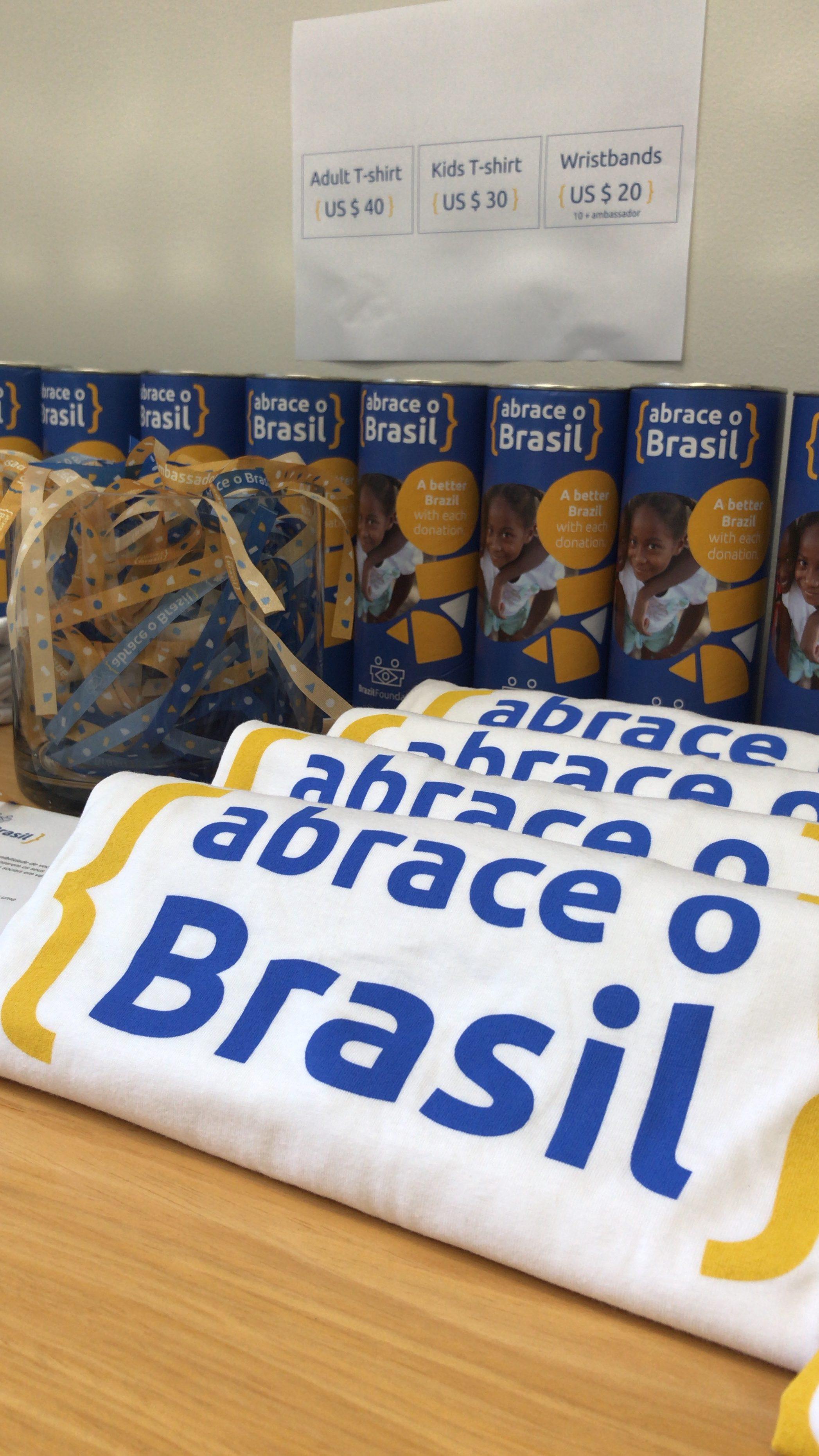 Open House New York Kids Crianças Abrace o Brasil BrazilFoundation